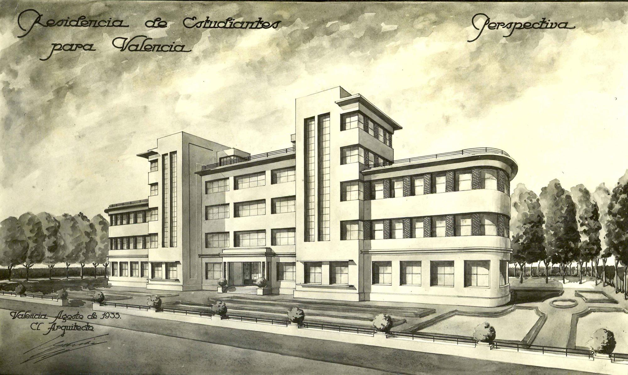 Pasado, presente y futuro del Colegio Mayor Lluis Vives