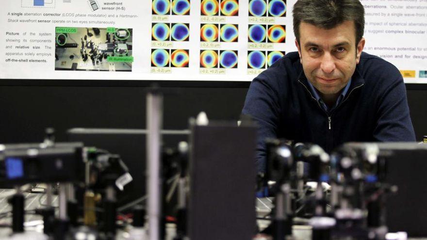 Pablo Artal,  Medalla de la Real Sociedad Española de Física