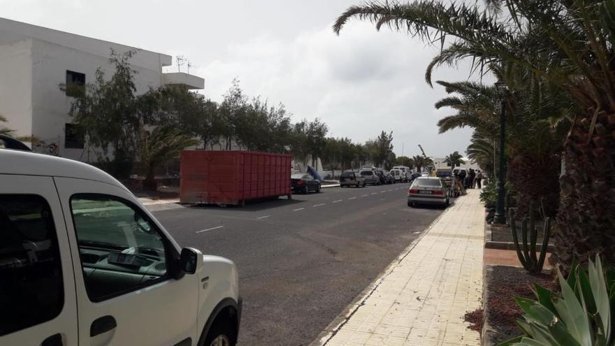 Ocupas del complejo Senator se trasladan ahora a un chalé de Tahíche