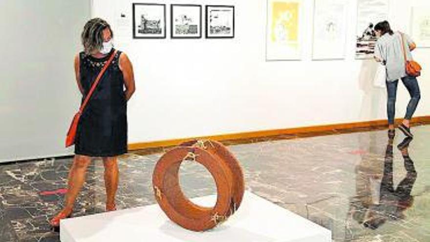 Teatro, humor o artesanía tradicional, la propuesta cultural de Paiporta