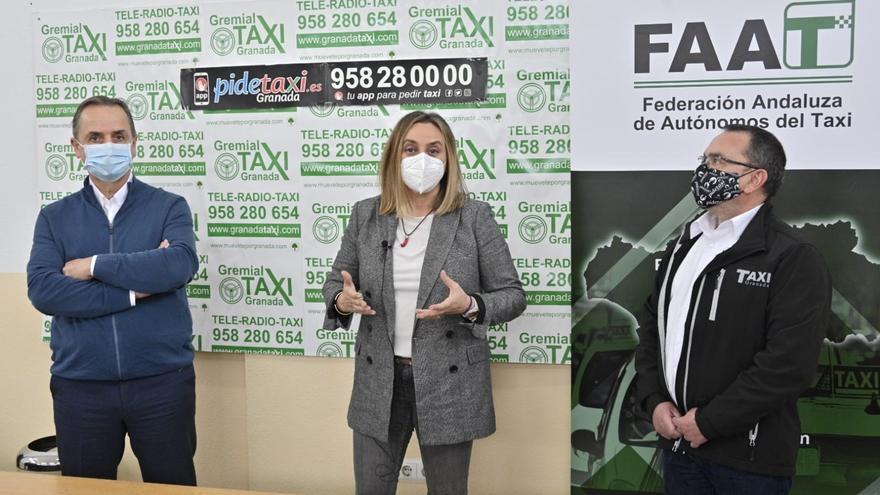 La Junta modificará el decreto del sector del taxi por primera vez en diez años
