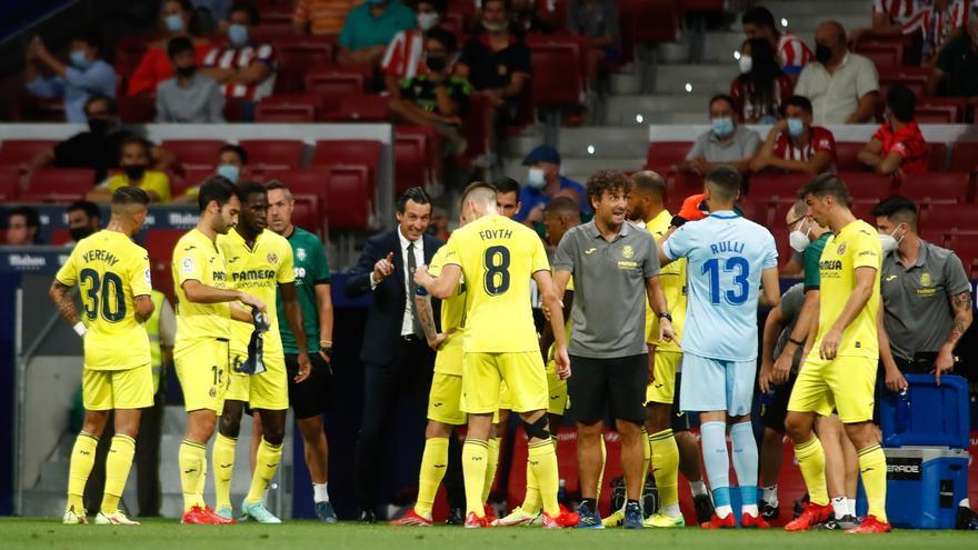 Unai Emery quiere aprovechar el parón para recomponer al Villarreal