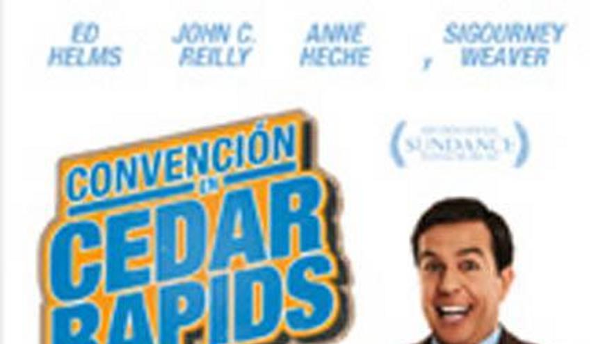 Convención en Cedar Rapids