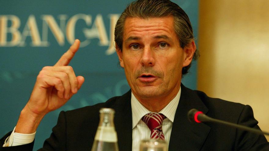 Fallece el exdirector general de Bancaja, García Checa