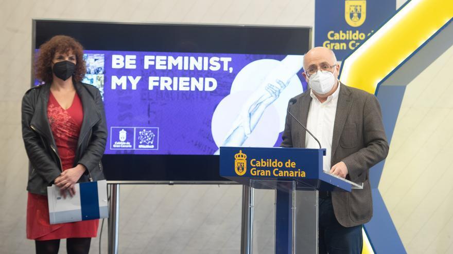 El Cabildo reivindica que la crisis no suponga pasos atrás en las conquistas feministas