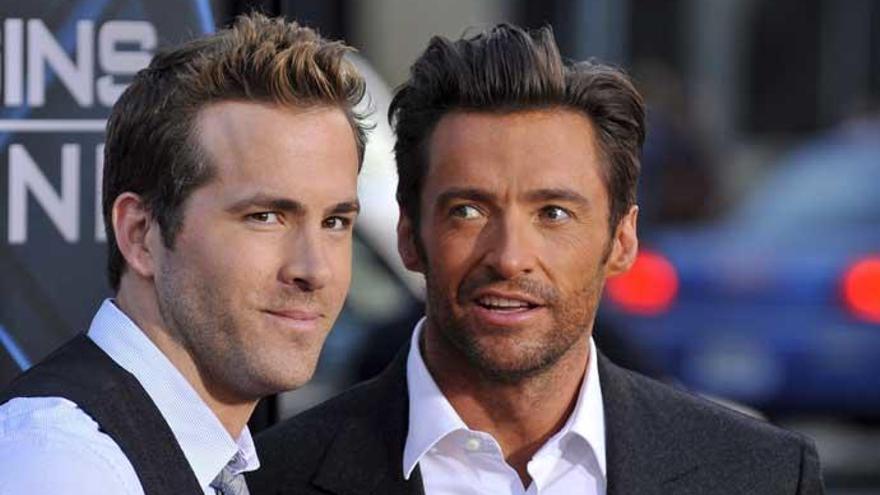Ironía y humor en la felicitación de cumpleaños de Hugh Jackman a Ryan Reynolds