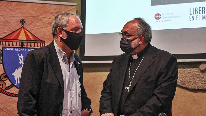 Sanz Montes se desmarca del respaldo de la Conferencia Episcopal a los indultos