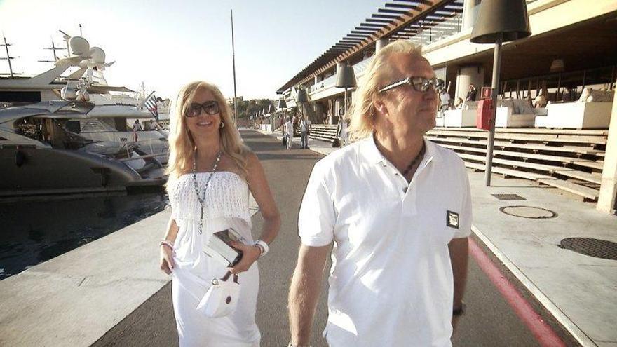 Mallorca im TV: Die Millionärsfamilie Geiss reist mit der Yacht auf die Insel