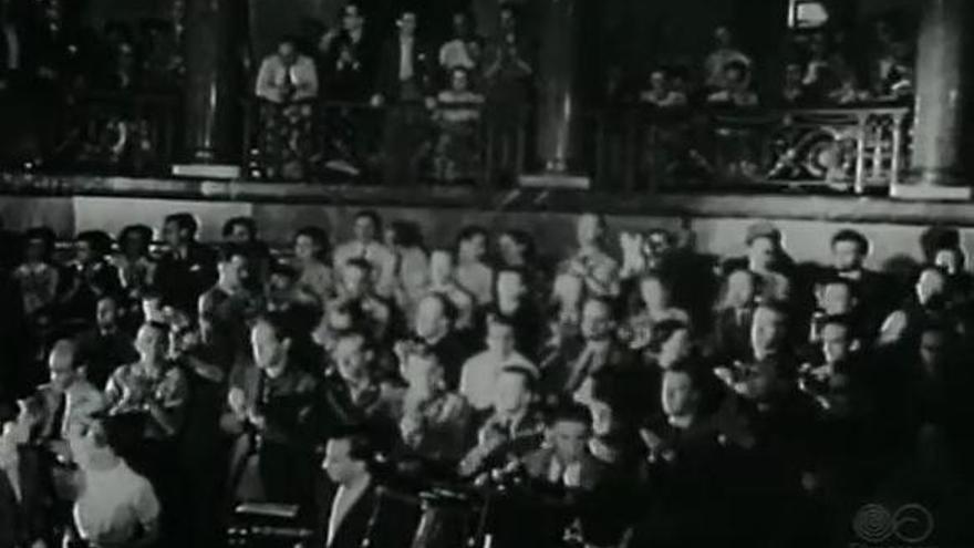 Un documental de 1937 revive el Congreso de Escritores antifascista