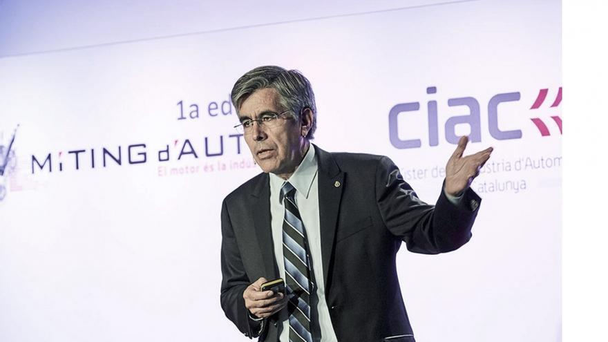 Raúl Rojas hablará hoy de los vehículos autónomos que revolucionarán las ciudades