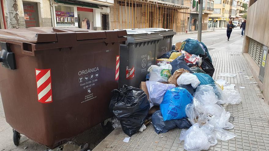 Huelga de basuras: Los Ayuntamientos recuerdan que no pueden pagar servicios no prestados
