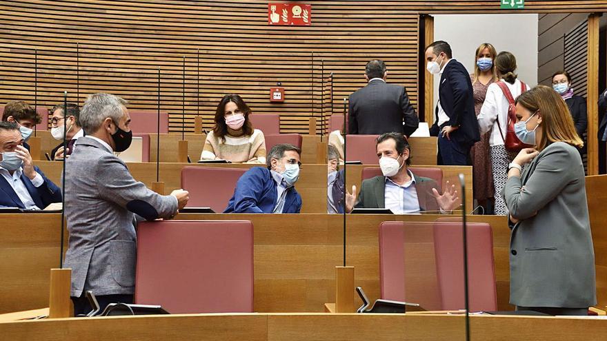 Cs se alinea con Mazón en contra del Fondo de Cooperación en Alicante