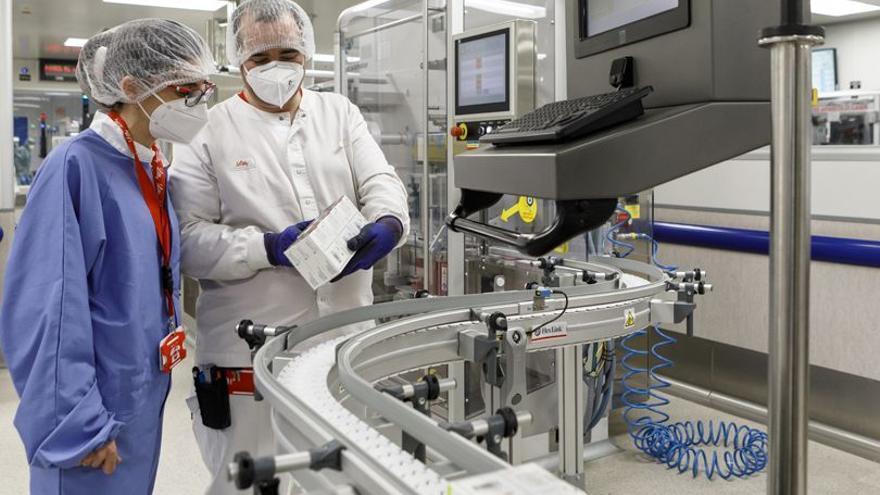 Medicamentos estratégicos, claves  para reforzar el tejido productivo del país