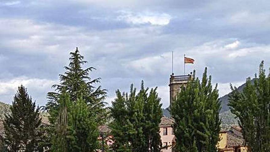 Borredà estrena un parc lúdic esportiu a la zona esportiva del municipi