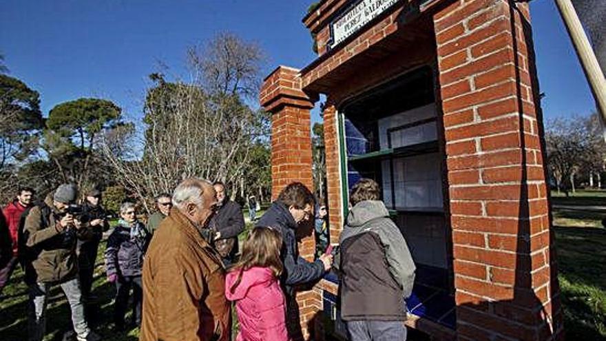 El homenaje 'Galdós en Madrid' despega en El Retiro