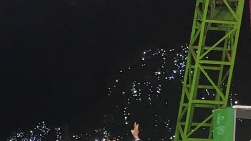 Navidad en Vigo 2019 | La noria gigante ya rueda en Vigo