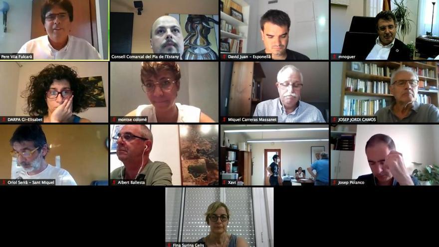 La delegació del Govern a Girona es reuneix amb les alcaldies de la demarcació