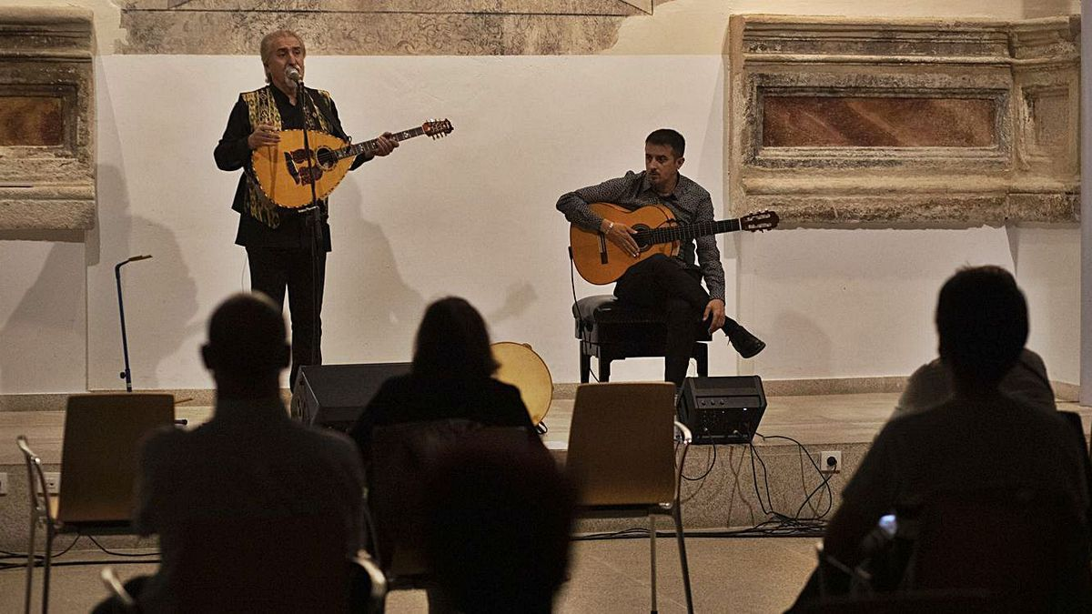 Esencias sefardíes con Paco Díez y Raúl Olivar