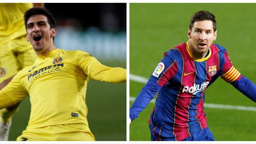 Los dos 'Messi' de LaLiga se retan en La Cerámica