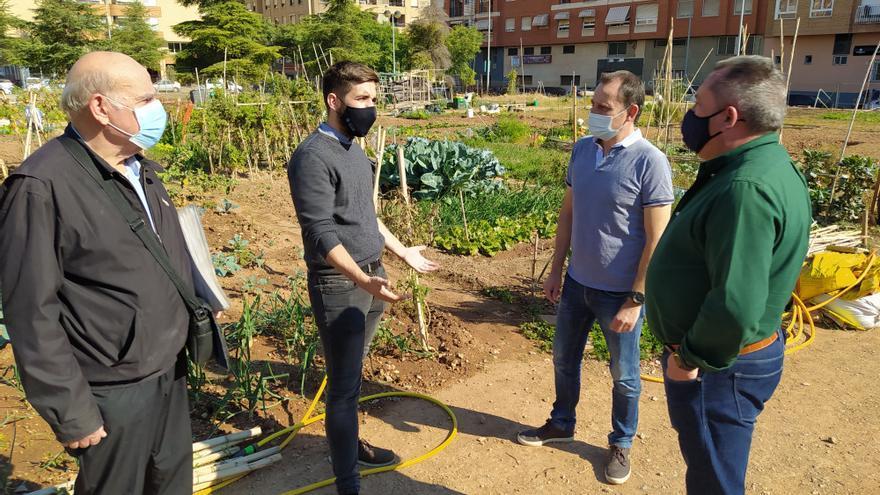 Un millón para política 'verde' y agrícola en el presupuesto de Castelló