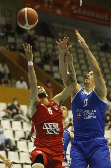 Bàsquet Girona - Melilla