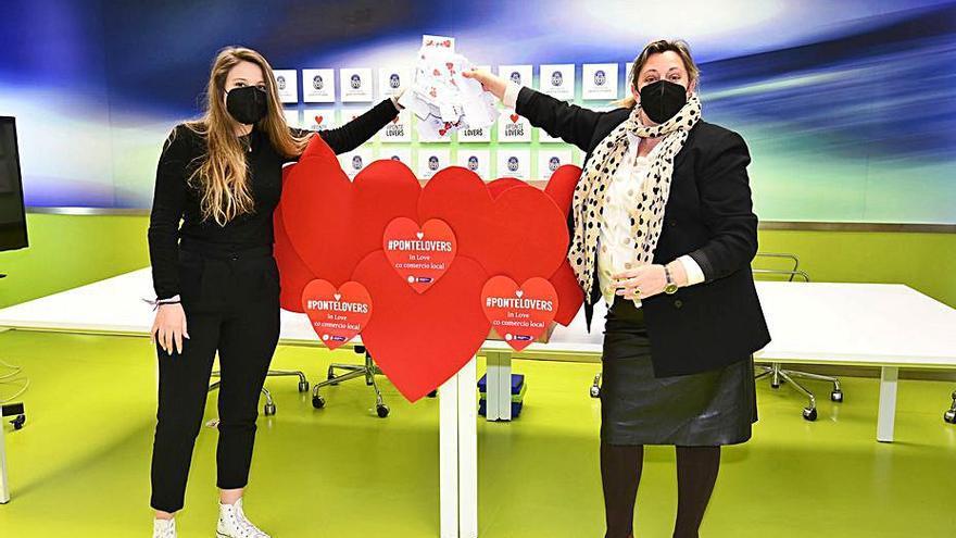 La campaña de San Valentín de Pontelovers cierra con el sorteo de 30 vales