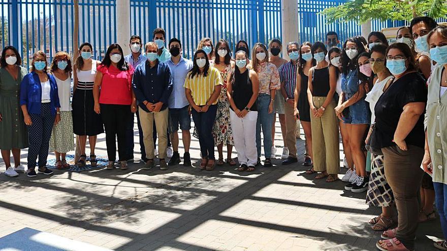 El Área de Salud de Lanzarote recibe a 22 nuevos médicos y enfermeras residentes