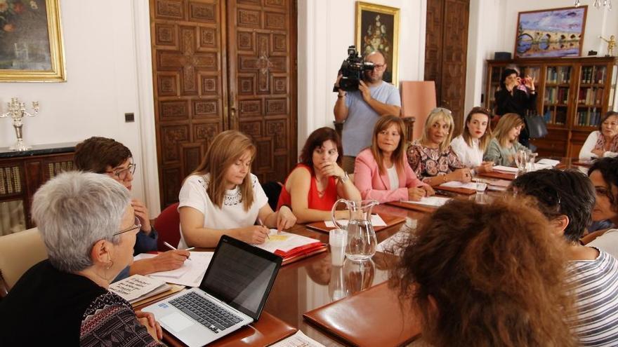 El Consejo Municipal de la Mujer prepara los actos del Día contra la Violencia de Género