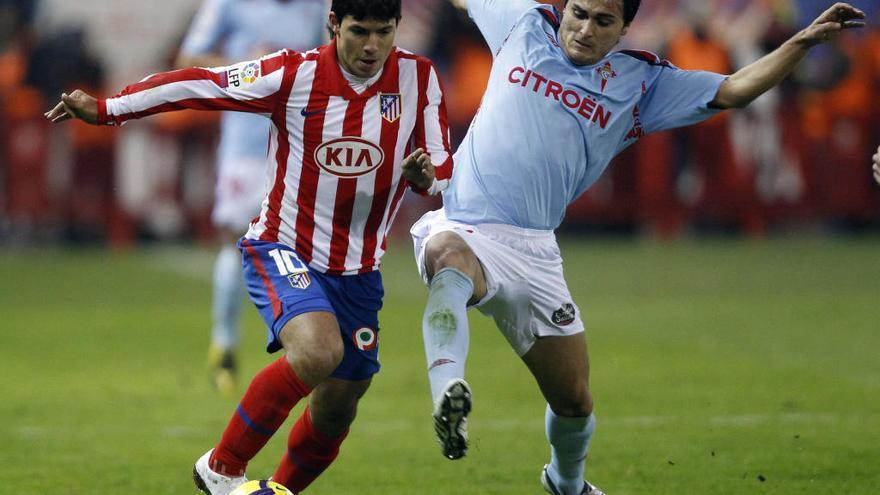 Agüero se acerca al Atlético, ¿se aleja Aspas?