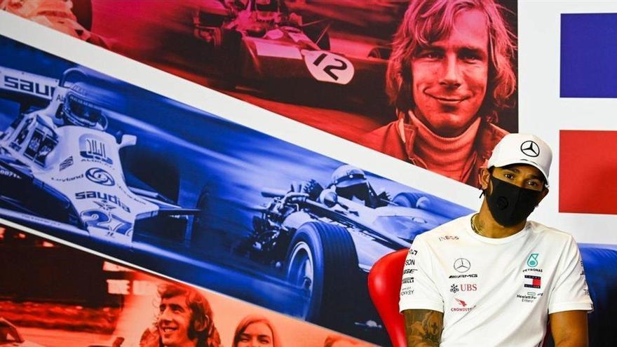 Los equipos de F-1 se resignan al dominio de Hamilton y Mercedes