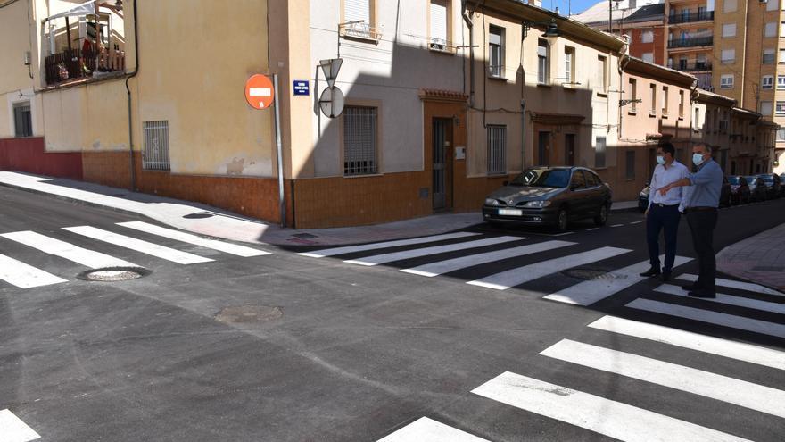 Alcoy finaliza la segunda fase de mejora del barrio de Els Clots