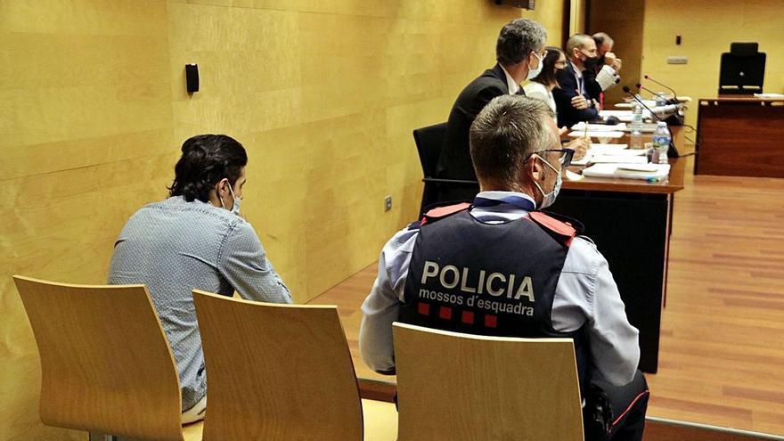 Un jurat decidirà si la mort de la dona a Sant Jordi Desvalls va ser provocada