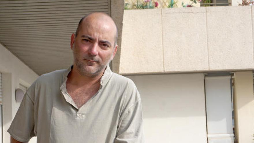 Fallece de gripe a los 42 años el poeta Manel Marí