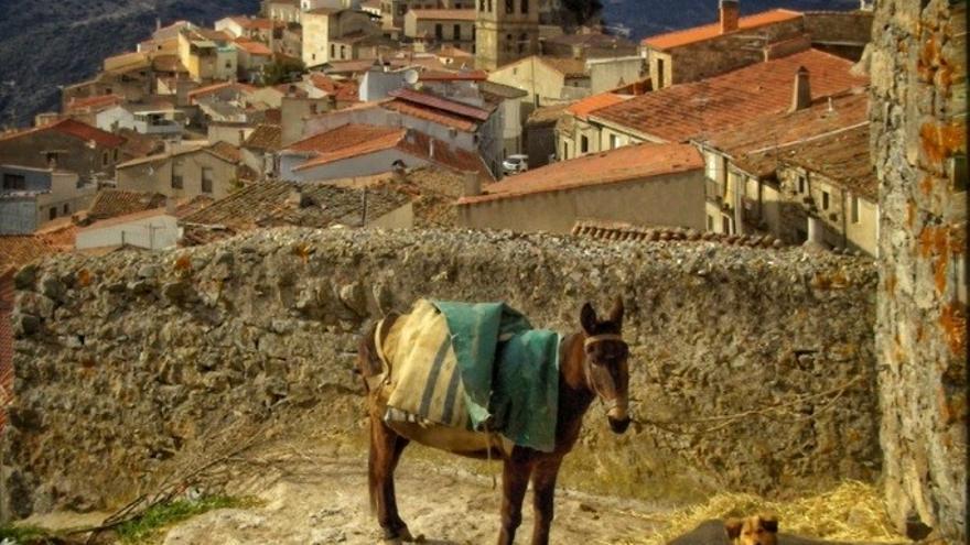 Una evocación al pueblo desde Carbellino de Sayago