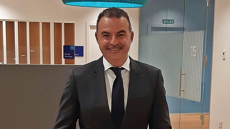 Ángel Fernández, nuevo director de BBVA en Tenerife, El Hierro y La Palma