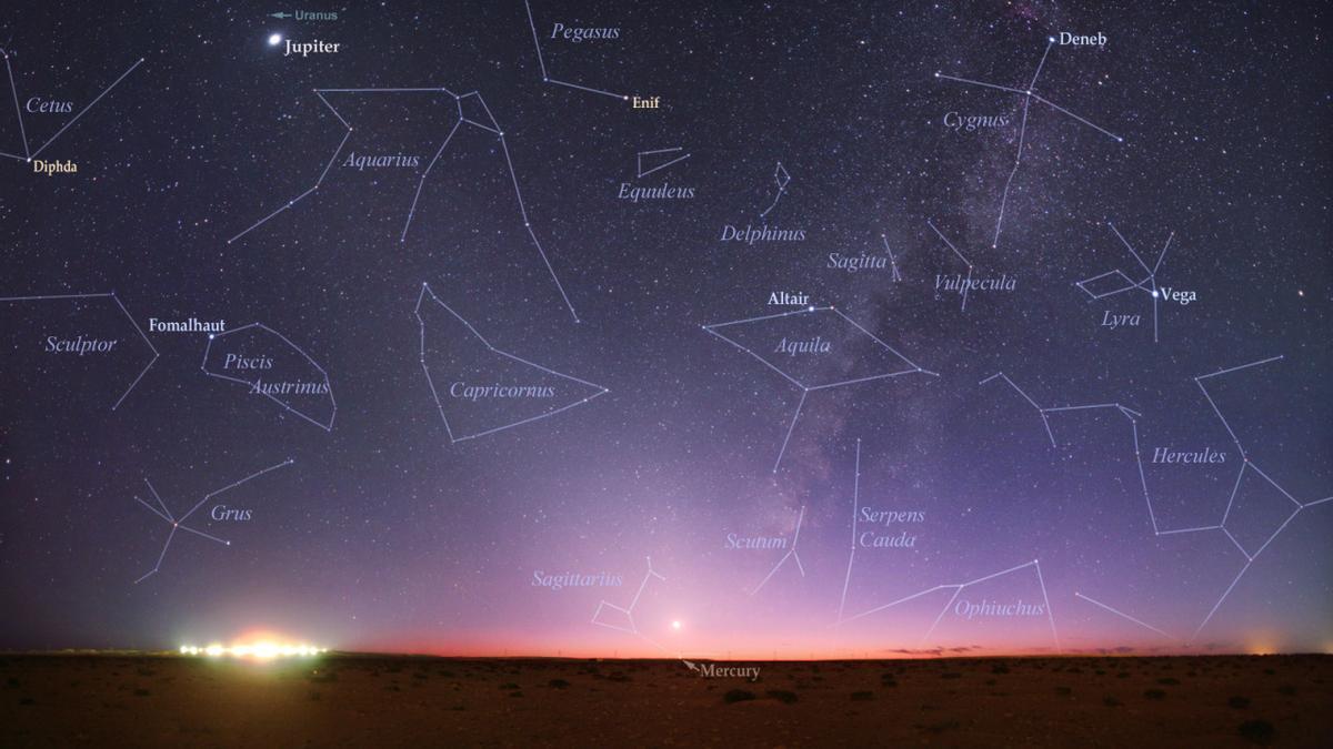 Ofiuco, el supuesto y polémico nuevo signo zodiacal del Horóscopo.