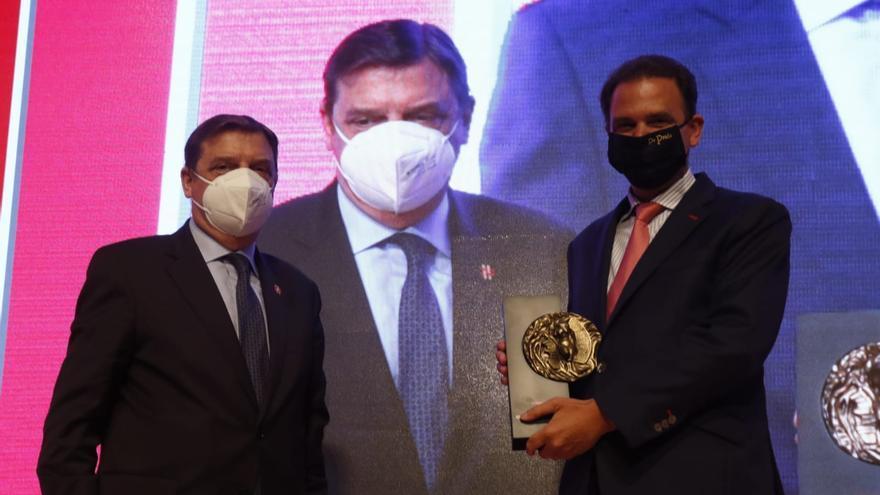 """José Luis de Prado: """"Este premio pone en valor nuestra  apuesta por la calidad"""""""