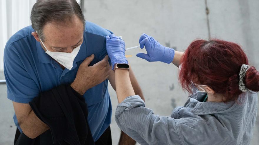 Las segundas dosis de la vacuna para la próxima semana: de 1977 a 1981 y de 1960 a 1961