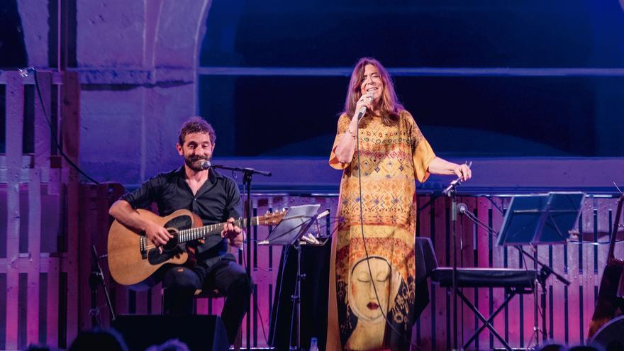 Maria del Mar Bonet presenta su nuevo disco