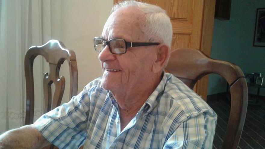 Fallece Ángel Tejera, Reconocimiento Ajei 2015 por su labor en el folclore