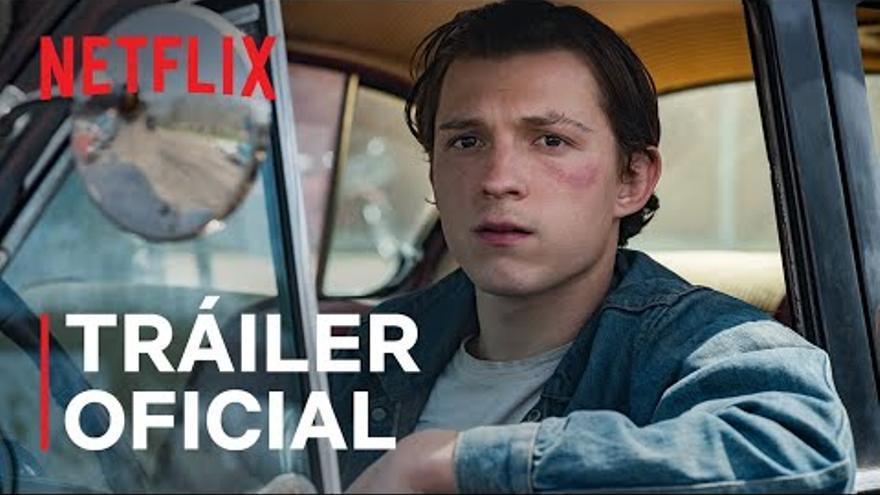 Así es 'El diablo a todas horas', el turbio thriller de Robert Pattinson y Tom Holland para Netflix