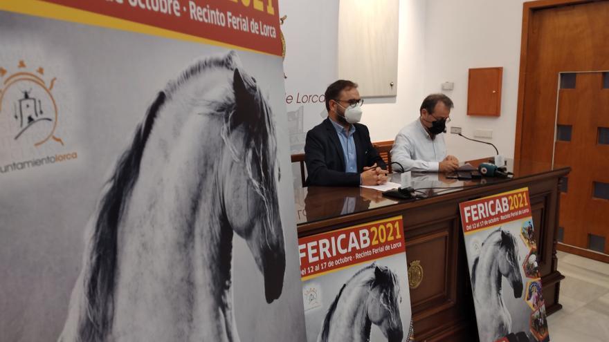 Vuelve Fericab a Lorca con un centenar de caballos de pura raza