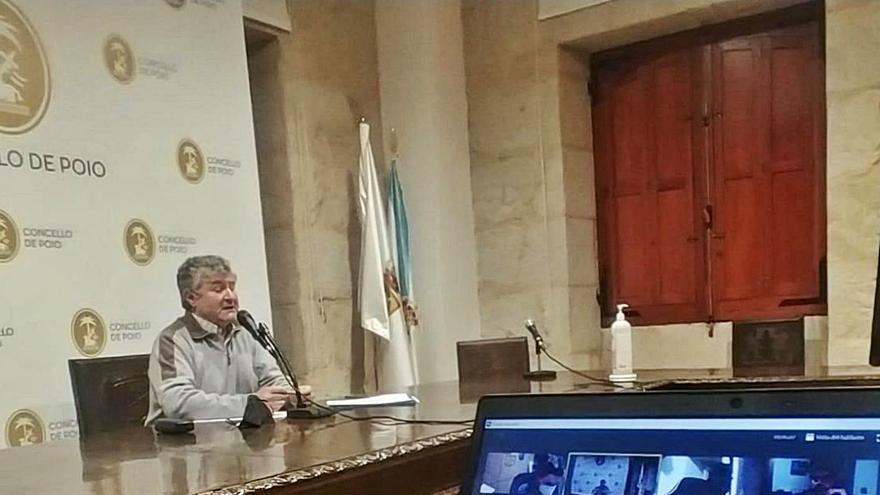 """Unanimidad entre colectivos de Poio y Concello para """"llegar hasta donde haga falta"""" por el Ateneo"""