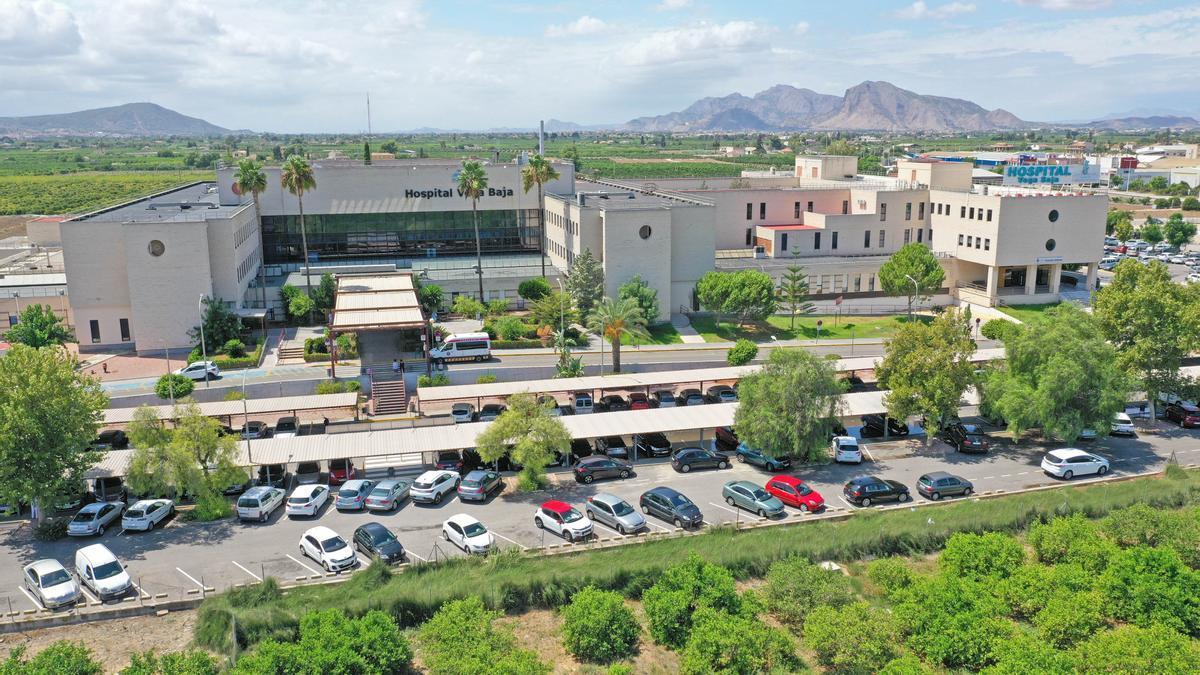 Hospital Vega Baja en Orihuela
