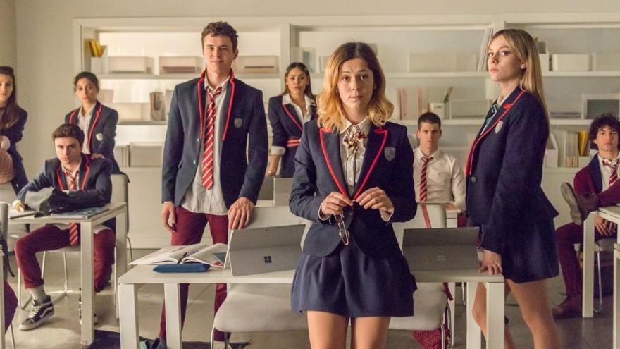 Cinco series españolas que no sabías que están en Netflix (y deberías ver)