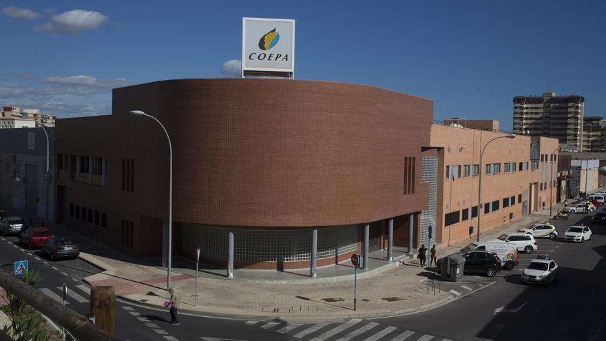 Ayuntamiento y Generalitat negocian para desbloquear la situación del centro de oficios de Coepa