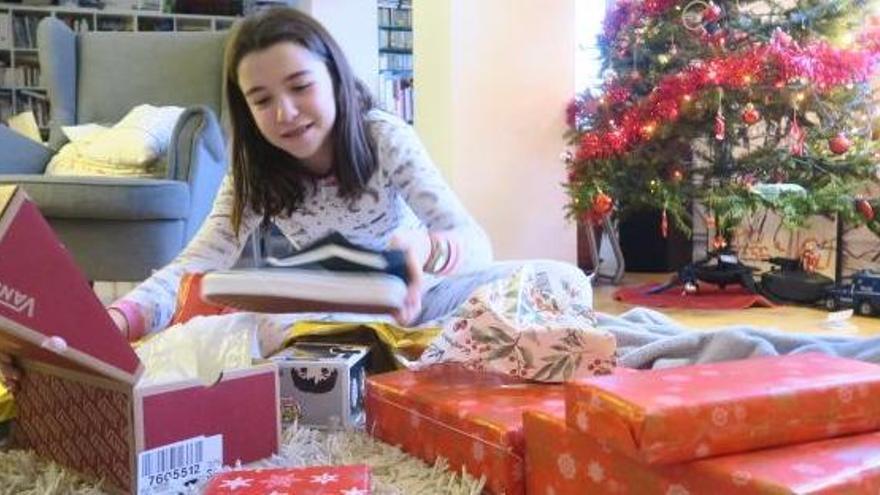 Cuatro de cada 10 hogares con niños en España no podrán comprar regalos