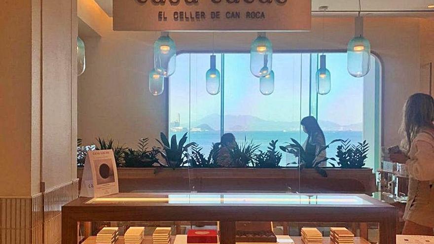 Els bombons de Casa Cacao aterren en una cadena de cafeteries de Hong Kong