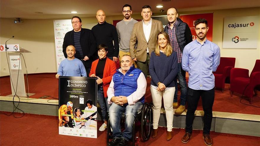 El Congreso Olímpico reúne a referentes del deporte cordobés
