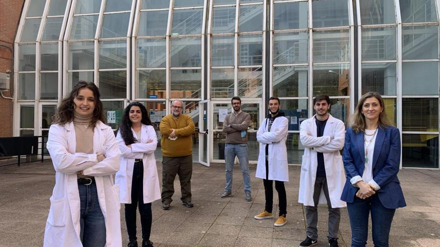 Investigadores de la UEx desarrollan la metodología para la detección rápida de variantes del covid